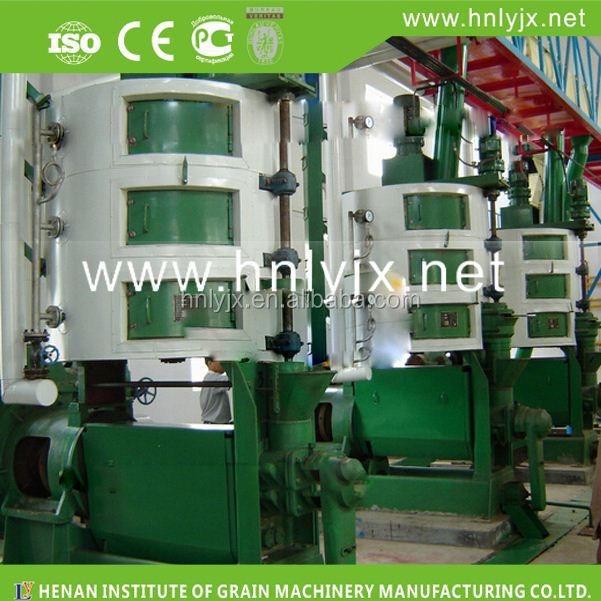 3T/H sunflower oil production plant coconut oil mill, olive oil production line