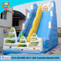 2016 newly inflatable slide,giant inflatable water slide for adult,water slide