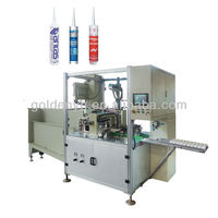 silicone sealant full automatic cartridge filler Capping Machine ZDG-300