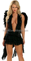 Hot Sale Sexy Deep-V Night Club Wear For Women/ Ladies Lingeries