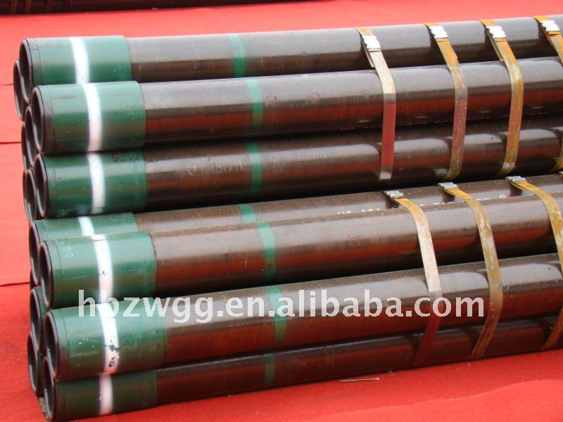 API 5CT Seamless Casing Tubes
