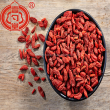 Ningxia Goji berry in dried fruit certified organic goji berry with low price