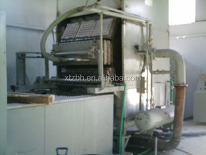 low cost briquetting waste paper machine for paper products egg tray, cup, egg boxes making production line