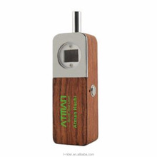 2017 popular ATMAN Hachi, handheld wooden Vaporizer for dry herb