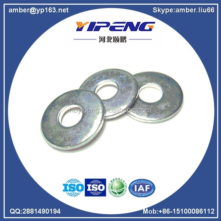Flat Round Washers/Steel Washer for Fasteners
