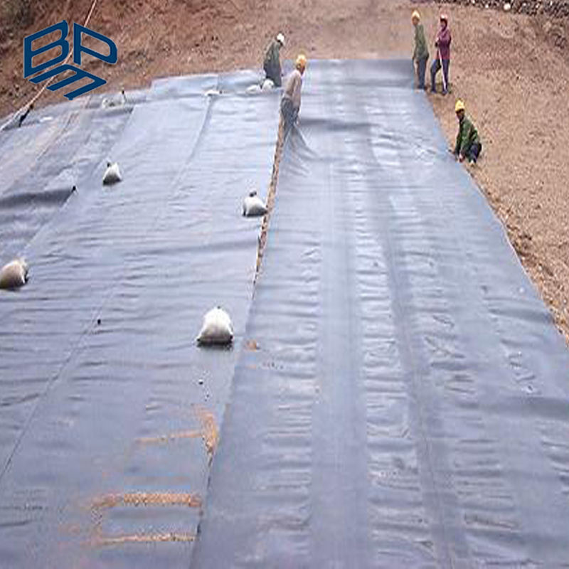 High Uv-Resistance Properties and New Launched Geomembrane Liner HDPE LDPE