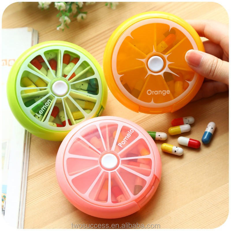 colorful ABS pill storage box .jpg