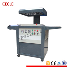 SP-390 automatic screws plastic skin packaging equipment