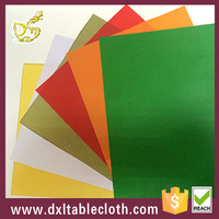 wholesale professional colored soft pvc protective film for decoration