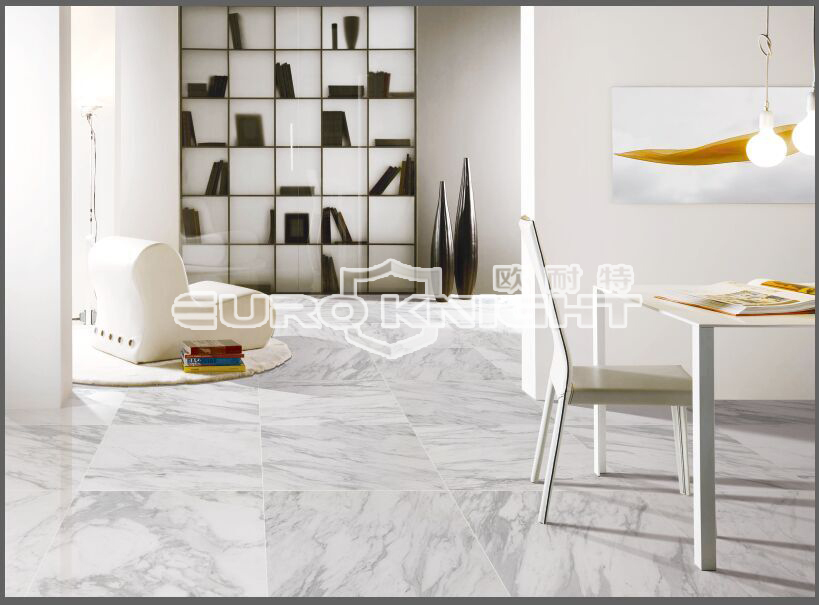 Cheap White Carrara Ceramic Tile Marble Look At Price Dubai Buy