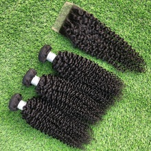 Factory cheap price kinky curly virgin human hair from very young girls peruvian human hair