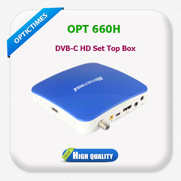 digital cable set top box price for DVB-C MPEG4 MPEG2 HD/SD STB