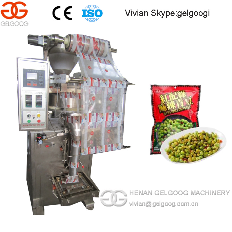 Multifunctional Granule Packing Machine for Peanut |New Condition Power Saving Nuts Packing Machine Price