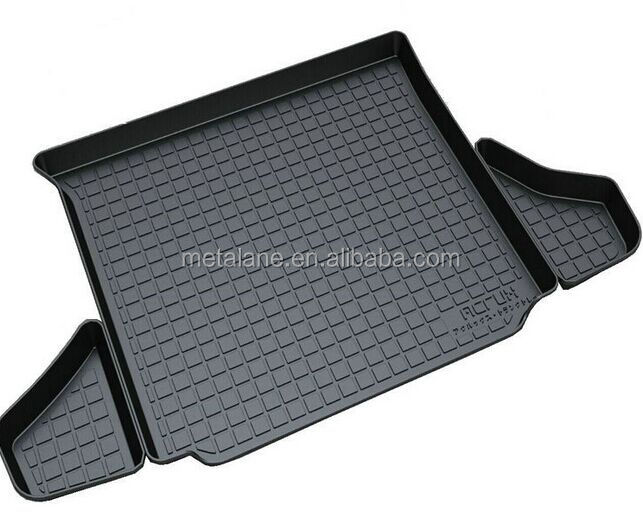 High quality 3D Toyota Prius car trunk mat car mats