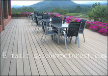 waterproof wpc deck board, fireproof wpc decking floor