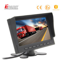 Cheap auo 7 inch tft lcd car monitor