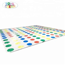 interactive giant inflatable twister game,large twister game,OEM Giant Twister Game