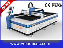 Fiber Laser Metal Cutting Machine for Carbon /Stainless Steel /Cooper
