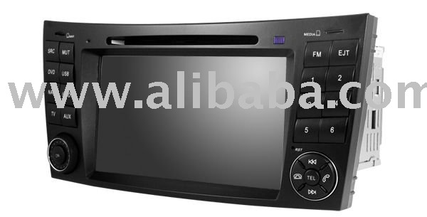 Mercedes-Benz DVD/GPS