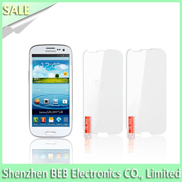 Wholesale screen guard for samsung galaxy s4 from original manufacture