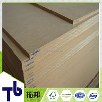 2-30mm medium density fiberboard with competitive price
