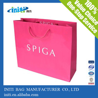 Paper Products Zhejiang 100% Creative Customized Paper Bag
