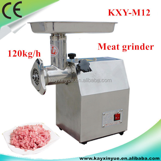 Economic and Reliable meat chopper commercial meat mincer machine