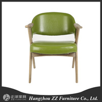 China Wholesale Dining Room Chair Upholstery Fabric 4-Feet Wooden Bench Stable Flower Fabric Chair Relaxing Restaurant Chair