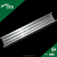 metal steel profile cd High Quality Drywall Partition Steel Profile indoor running tracks ceiling wall angle
