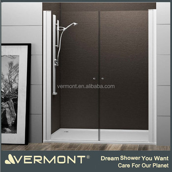customized bathroom design glass shower bath