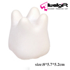 Tooth shaped stress ball pu anti stress ball tooth stress ball