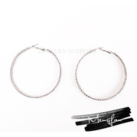 Best selling China Supplier big hoop earrings