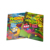 Kids Fun Phonics Discovery Alphabet Book Custom Coloring Kids Books Educational Books