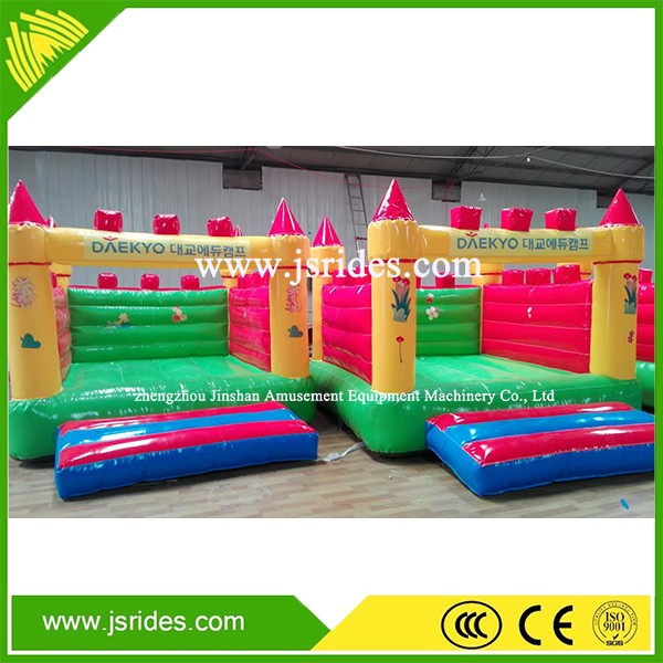 Children Game China Inflatable Trampoline Indoor Inflatable Bouncers For Kids