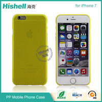 super low factory price pp cell phone case for iPhone 7