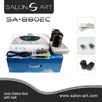 Ion spa detox /Spa Ion Foot Detox for Promoting Sleep Relieving Fatigue,To Be Energetic machine SA-8802C