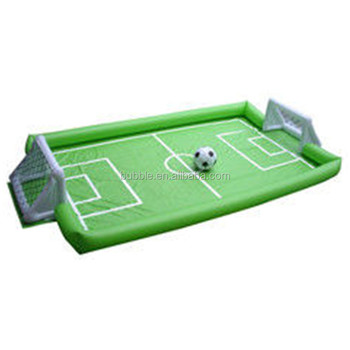 Inflatable Football Pitch, Bubble Soccer/Soap Football Court, Inflatable Football Court