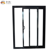 2018 custom decorative aluminum vertical sliding screen door