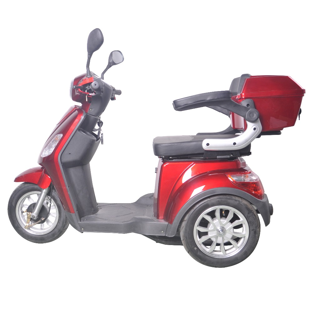 Wholesale 3 Wheel Electric Scooter adults, Adult Electric Moblity Tricycle China