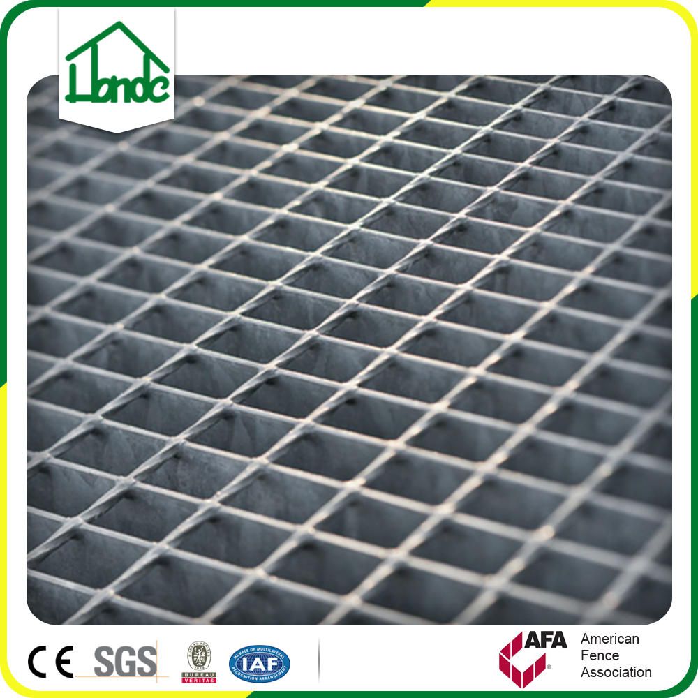 304 press welded stainless steel grating