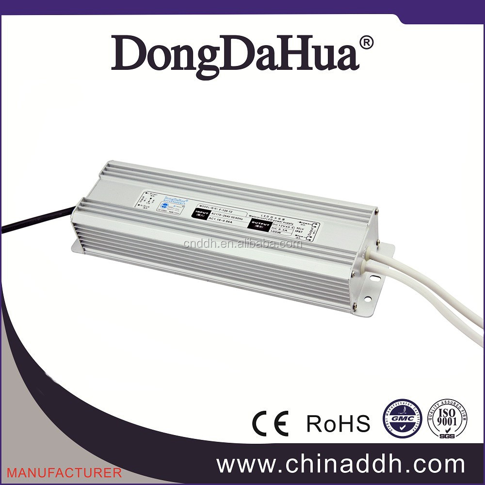 12v switching power supply source tester,CE smps Mean well LED Driver from Shenzhen