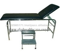 Epoxy Coated Medical Examination Bed/Coach