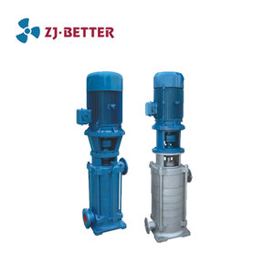 7.5 kw 10kw 7.5hp 10hp 50 hp water supply centrifugal vertical multistage pump