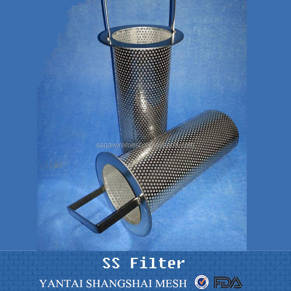 2016 ss metal Basket strainer