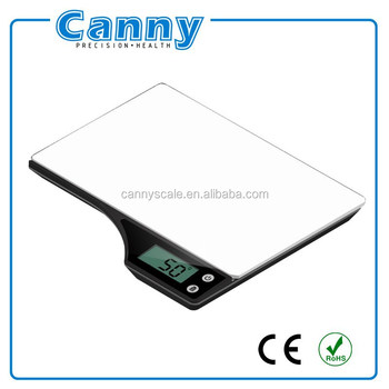 digital kitchen scale diet scale food scale 5kg 11lb