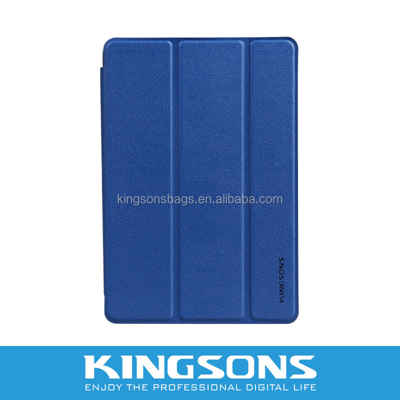 2014 Kingsons For IPAD Mini Case,PU Case For Mini IPAD,For IPAD Air Leather Case 9.7""