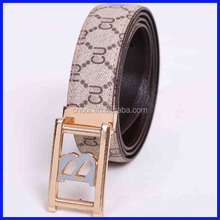 New Style Fashion Men Leather Belt With Full Grain Genuine Leather