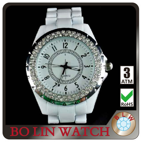2014 sapphire luxury ceramic watches for women