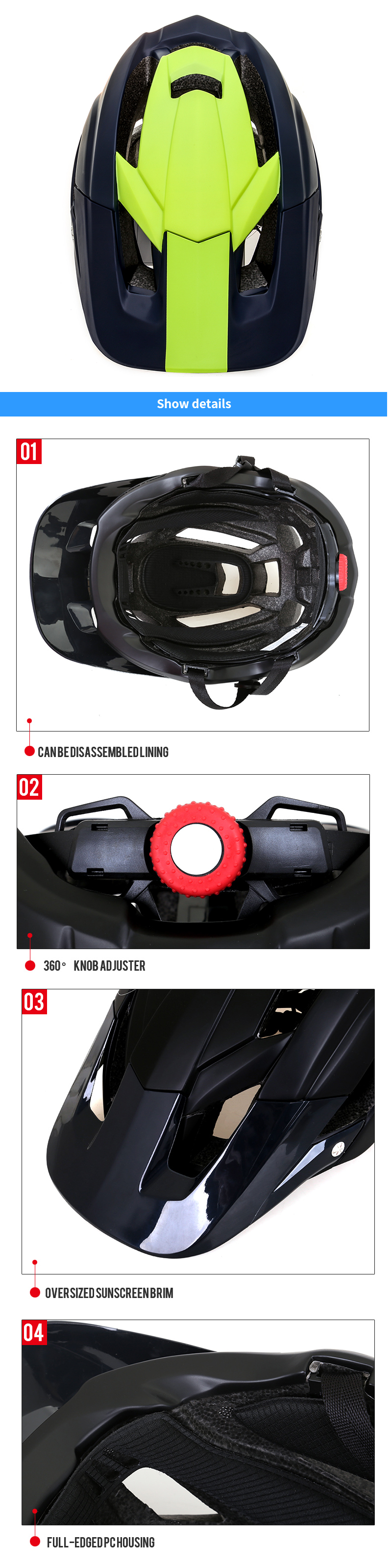 Cycling Helmet 3