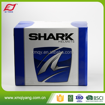 High quality custom printed creative recyclable paper corrugated box